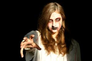 Ghost Makeup Tutorial