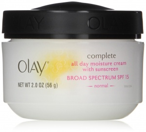 Olay Moisture Cream with Sunscreen