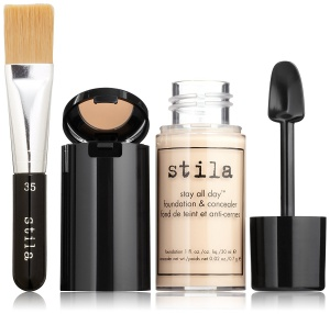 Stila - Stay All Day - Foundation, Concealer & Brush Kit