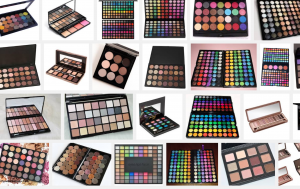 Eyeshadow Palettes - on Amazon