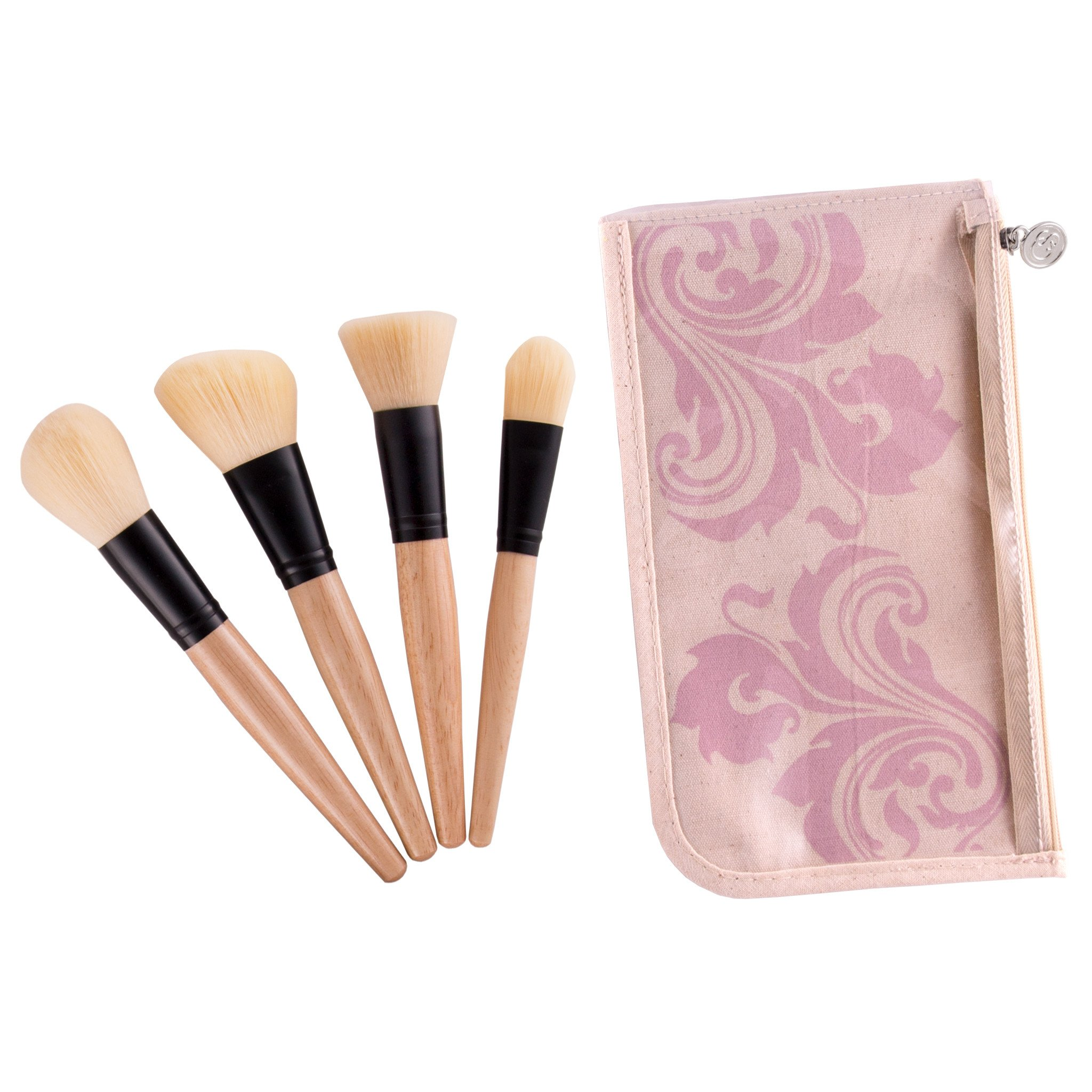 4 Face Brush Set Image