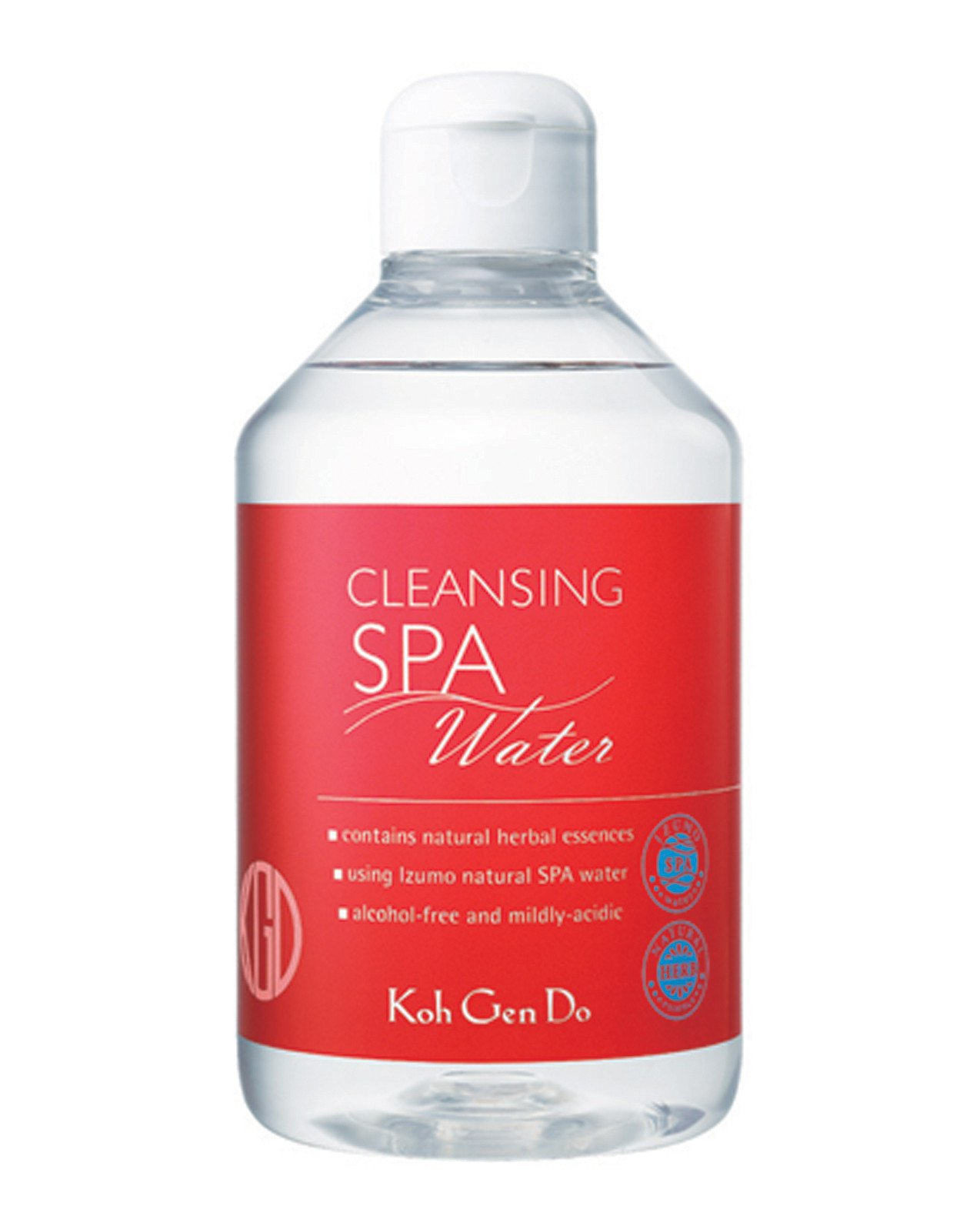 Cleansing Spa Water Image