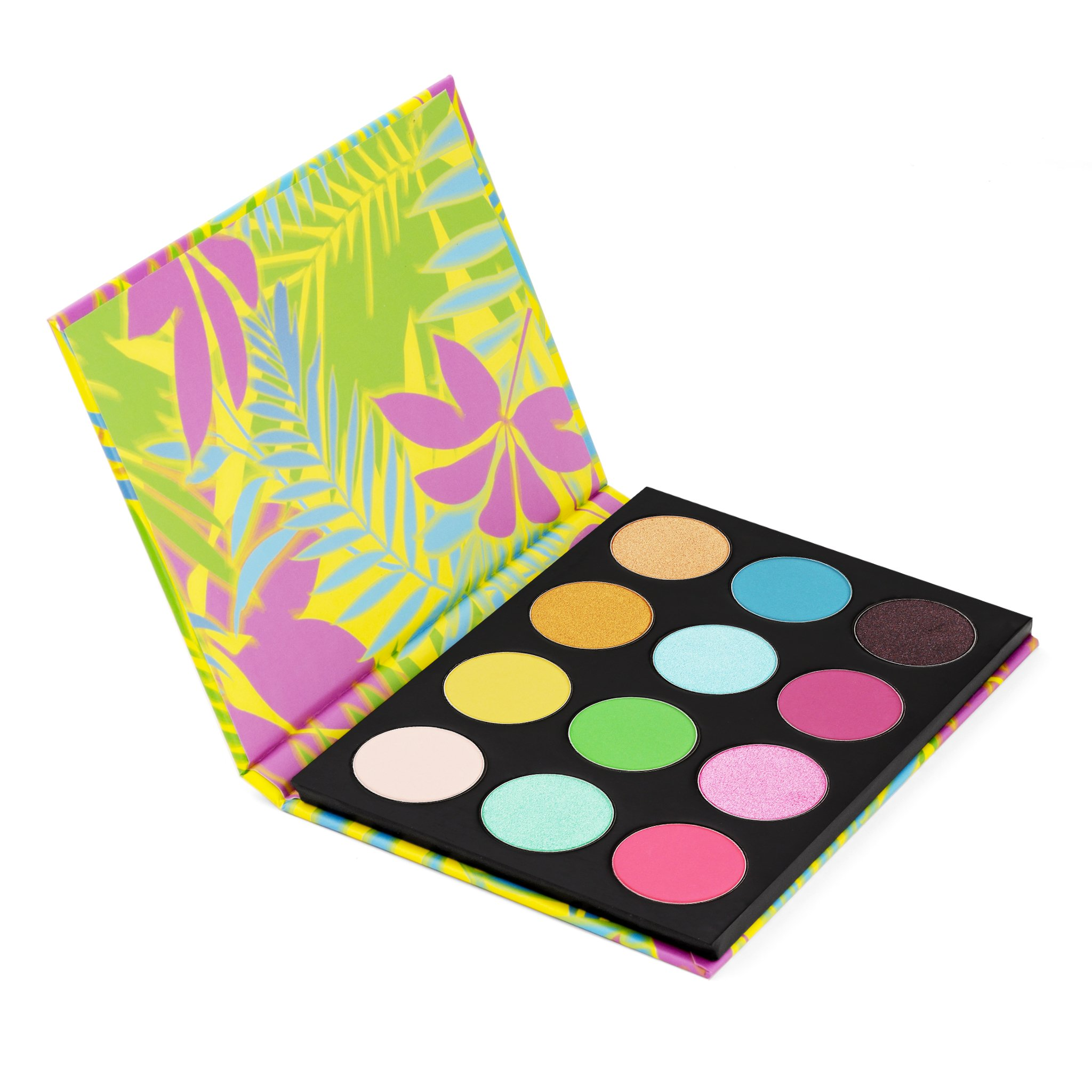 Summer Breeze Palette Image