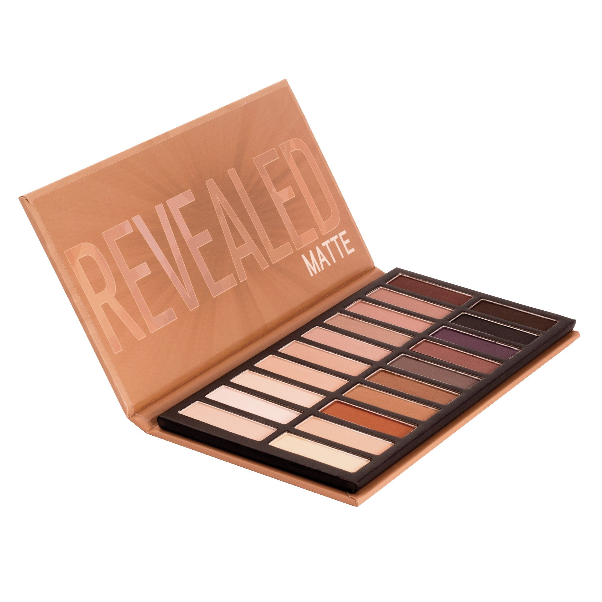 Revealed Matte Eyeshadow Palette Image