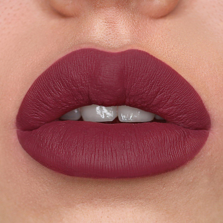 Matte Liquid Lipstick - Boujee Image