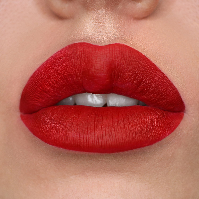 Matte Liquid Lipstick - Savage Image