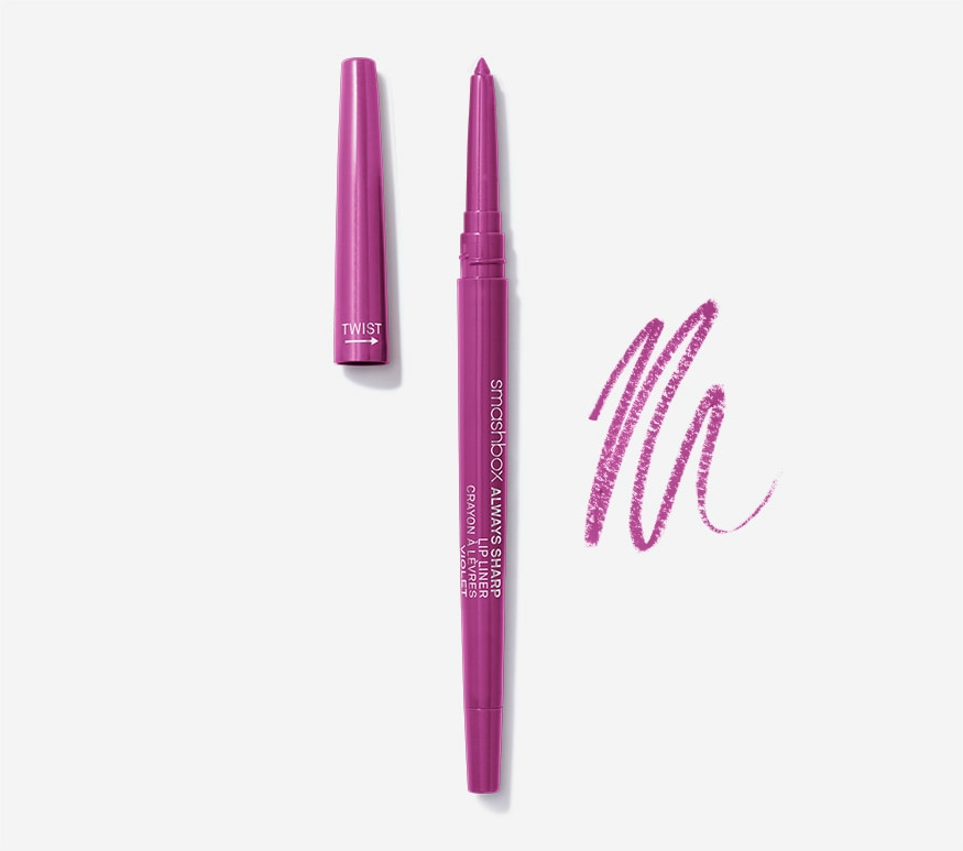 Always Sharp Lip Liner - Violet Image