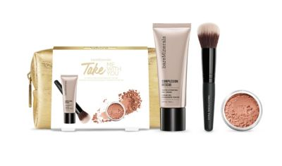 TAKE ME WITH YOU 3-Piece Complexion Rescue Try Me Set - Vanilla Image