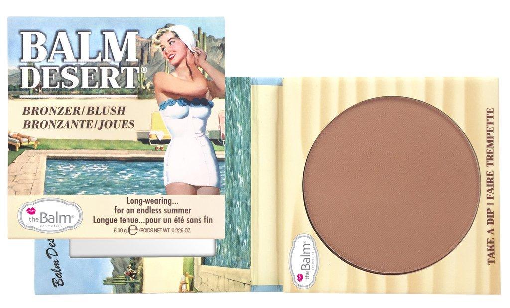 The Balm Cosmetics - Balm Desert Bronzer/Blush Image