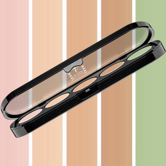 Make-Up Atelier 5 Color Concealer Palette Image