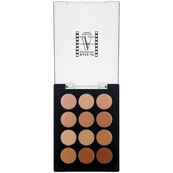 Make-Up Atelier 12 Color Concealer Palette (P12C/A) Image