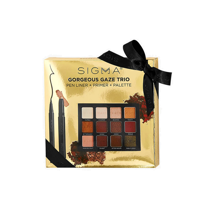 Sigma Beauty Gorgeous Gaze Trio Image